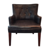 Alfred Armed Dining Chair C.O.M
