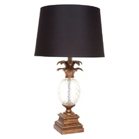 Langley Table Lamp - Gold