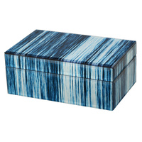 Agate Jewellery Box Med