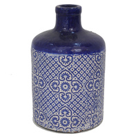 Fretwork Vase Large
