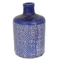 Fretwork Vase Medium