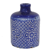 Fretwork Vase Small