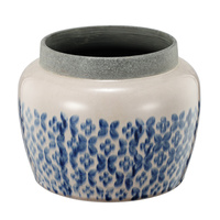 Shibori Planter Medium