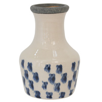 Shibori Vase Boxed in 6's