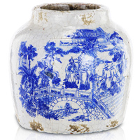 Chinoserie Vase