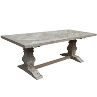 Farmhouse Dinning Table Queen