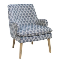Santa Fe Patterned Arm Chair