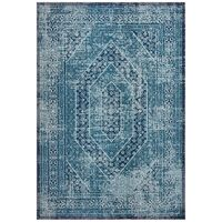 Feray Blue Runner Rug 300X80