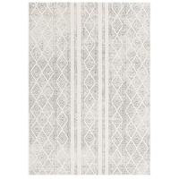 Meltem White Navy Rug 230X160