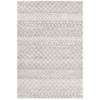 Meltem White Navy Rug 330X240