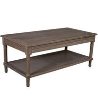 Polo Rectangular Coffee Table Oak Wash