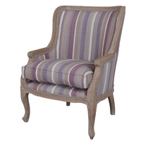 Macready Armchair Stripe