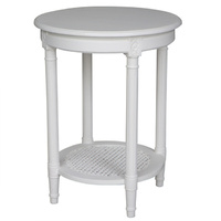 Coastline Side Table White
