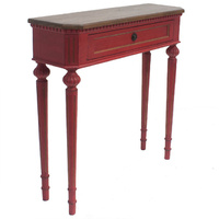 Moulin Console Wooden Table