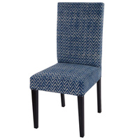 Faded Indigo Dining Chair