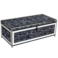 French Script Trunk