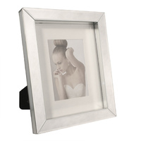Monterey Silver 5x7 Photo Frame