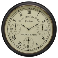 Ruphert Lrg Wall Clock