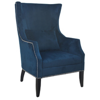 Charles Wing Armchair C.O.M