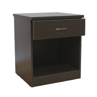 Crisantha 1 Drawer 1 Shelf Bedside