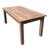 Quercus 6 Seater Dining Table