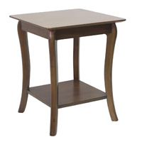 Arched Square Side Table