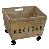 RECYCLE ON WHEELS