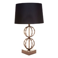 Lela Table Lamp - Gold