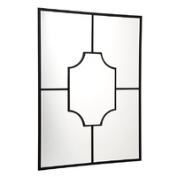 Boyd Wall Mirror - Black