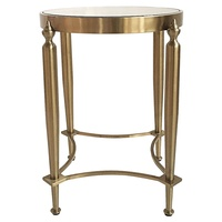 Jak Side Table - Gold
