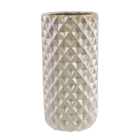 Pearl Diamond Vase Small