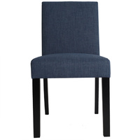 Tom Dining Chair Denim flat pack