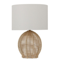 Bridgehampton Bedside Lamp 61cmh