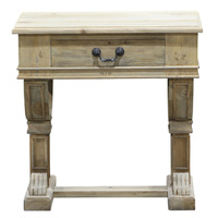 Curtis Side Table Natural