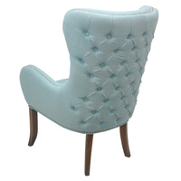 Thomas Armchair Duck Egg Blue