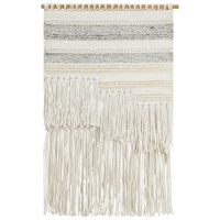 Rug Culture Home 427 Silver Wall Hanging 90x60cm
