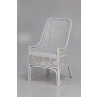 Albany Chair - Solid White