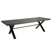 Montana X-Leg Dining Table Medium