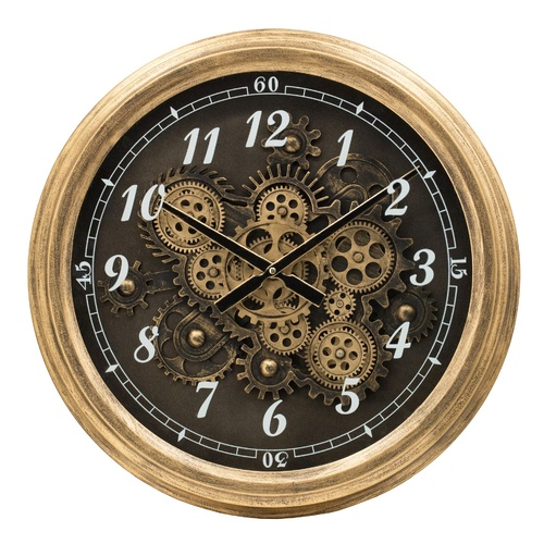 INTRICATE WALL CLOCK